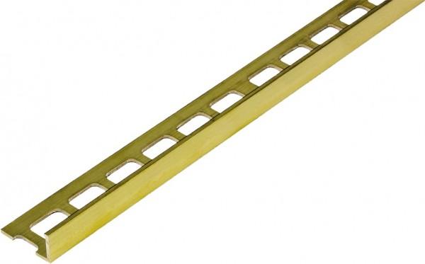 Winkelprofil Messing 250 cm