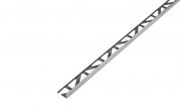 Winkelprofil DURAL Edelstahl poliert 250cm