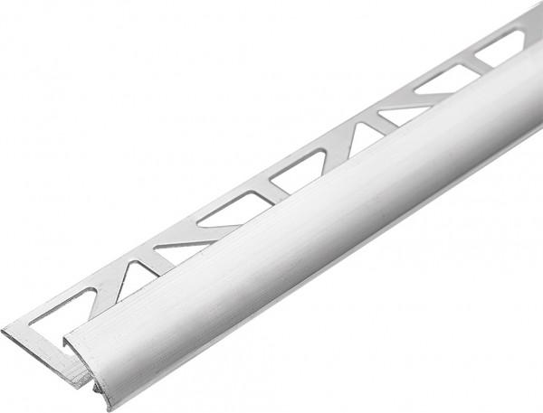 Anpassungsprofil schmal aus Aluminium eloxiert 250 cm