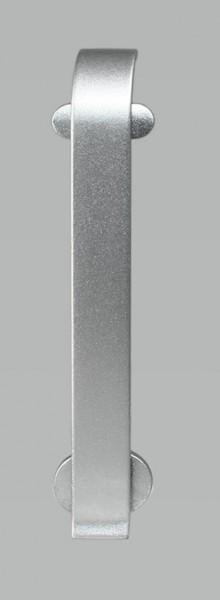 Verbinder für Sockelleisten mit Kabelkanal