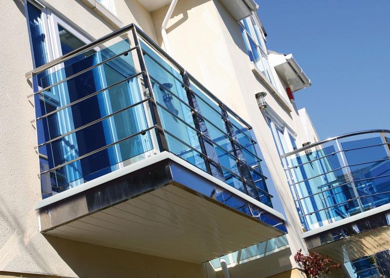Balkon Außenbereich