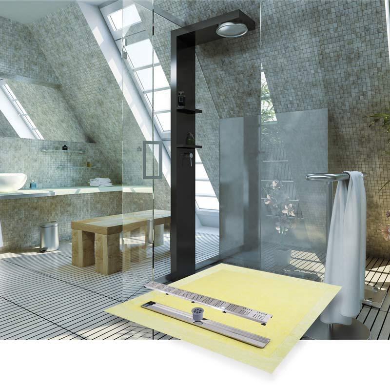 Duschboards - barriere freie Duschen